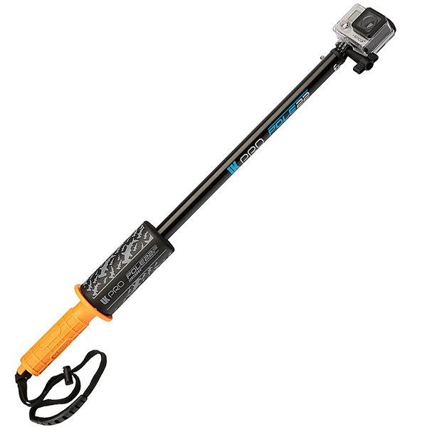 Underwater Kinetics Pro Pole, 22F Float, Agent Orange, 22 inches,