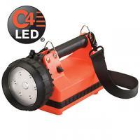 Streamlight E-Flood FireBox, Orange Body, 6 x C4 LEDs