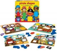 The Original Toy Company Pirate Shapes