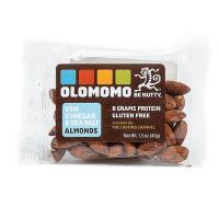 Vinegar/sea Salt Almonds 1.5Oz