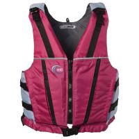 MTI Reflex Life Jacket, M/L - Berry/Sky