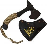 Elk Ridge Outdoor Survival 11.25in Axe With Wrapped Handle