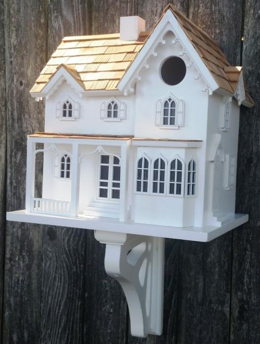 Home Bazaar Ornamental Farmhouse Birdhouse