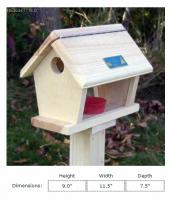 Coveside Small Bluebird Feeder