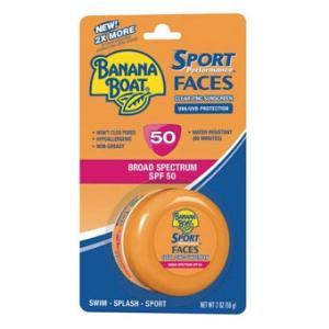 Sunscreen by Banana Boat
