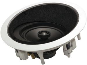 Architech Pro Series AP-615 LCRS 6.5 2-Way Round Angled In-Ceiling LCR Loudspeaker