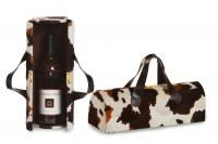 Picnic Plus Carlotta Clutch Wine Bottle Tote Pony