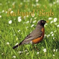 Naturescapes Spring Backyard Birds CD