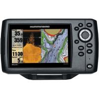 Humminbird HELIX 5 DI GPS 5in WVGA Display