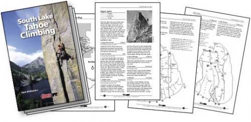 Wilderness Press Washington Pass Climbing