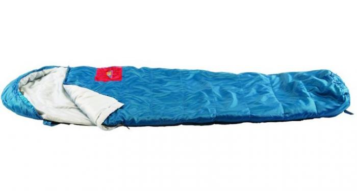 Texsport Cedar Pass Mummy Sleeping Bag - Assorted Colors