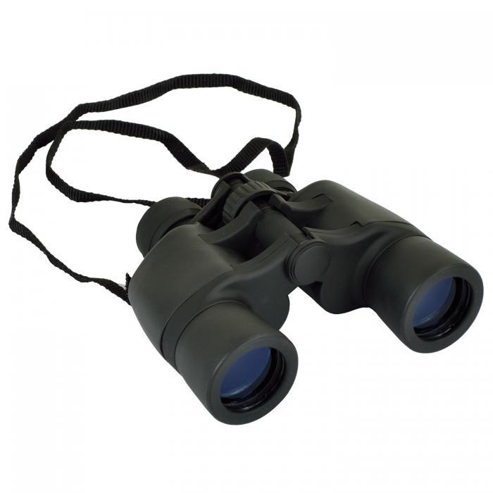 Picnic at Ascot All Terrain 8 x 40mm Binoculars,  Field 8.0  Optics 140/1000 - Black