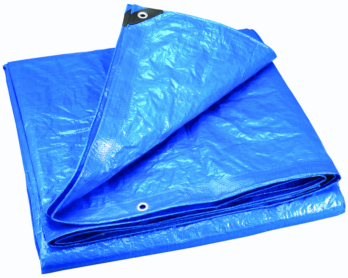 Stansport Boat Cover Tarp Heavy Weight 10 X 20 Blue