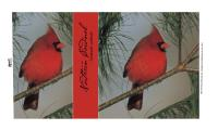 Impact Photographics Mug 14 oz Northern Cardinal