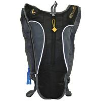 Ledge Gooseberry Hydration Pack - Black