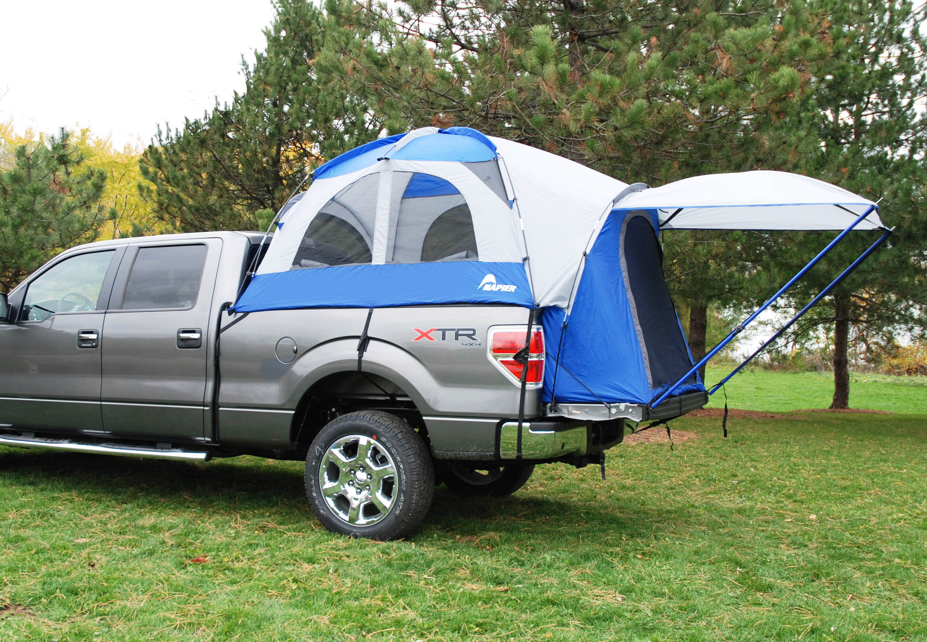 Napier Outdoors Truck Tent Lll Full Size Crew Cab 5 5 Ft