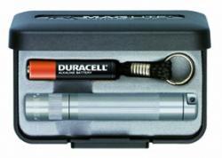 MagLite - Solitaire Flashlight Gray with Presentation Box