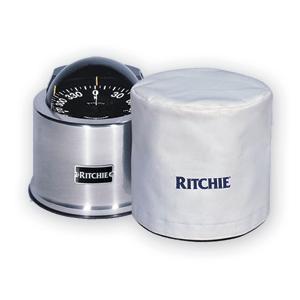Ritchie GM-5-C GlobeMaster Compass Cover - White
