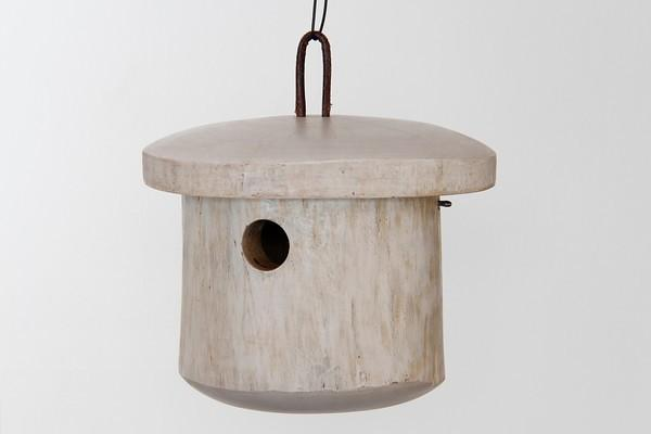 Byer of Maine Primitive Bird House
