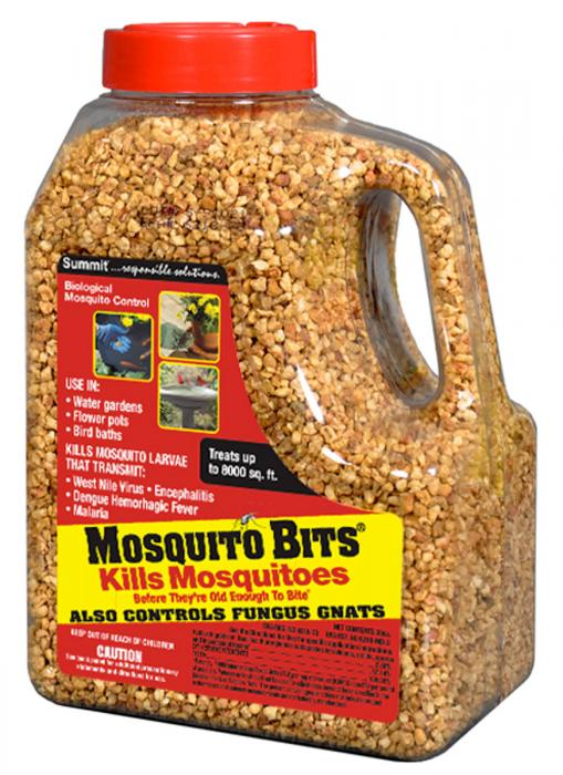 Mosquito Dunks Mosquito Bits 30 oz with Shaker Top
