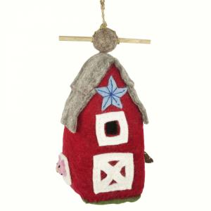 Wren / Chickadee Bird Houses by DZI Handmade Designs
