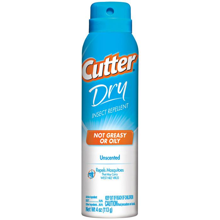 Cutter Dry Repel Aerosol 4oz