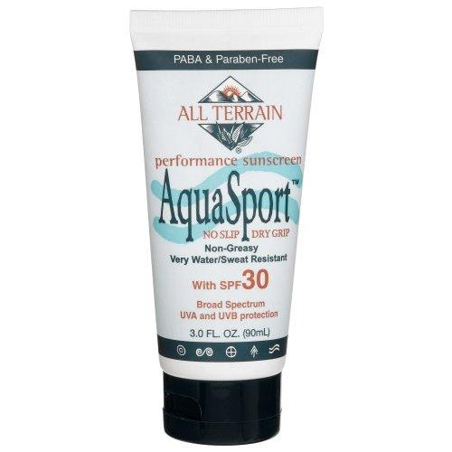 All Terrain Aqua Sport Sunscreen, SPF30, 3 Ounce