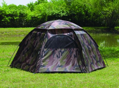 Texsport Hexagon Camouflage Tent