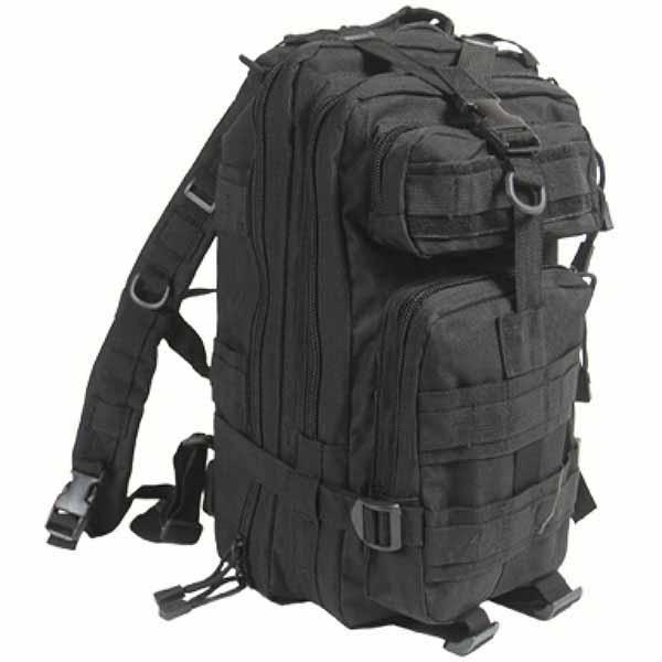 Humvee Transport Gear Bag, Black