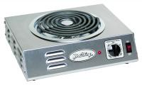 BroilKing Professional Hi-Power Single Burner Range - Stainless