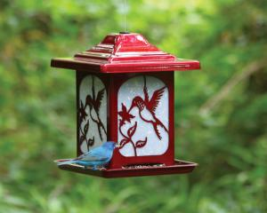 House / Hopper Bird Feeders by Homestead