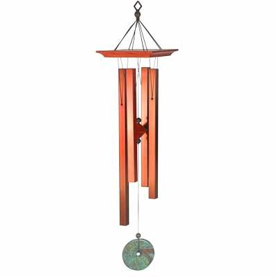 Woodstock Woodstock Turquoise Wind Chime - Medium
