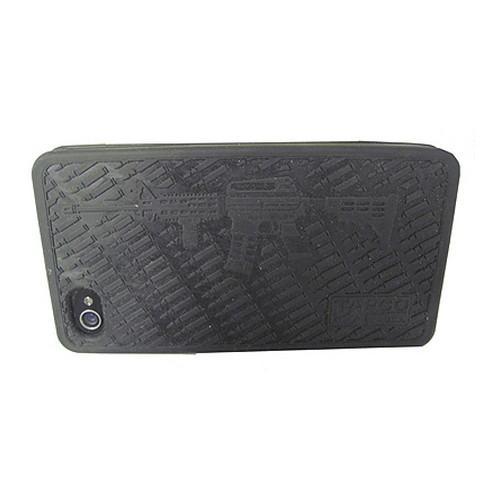 Tapco iPhone 4/4s AR-15 Case Black