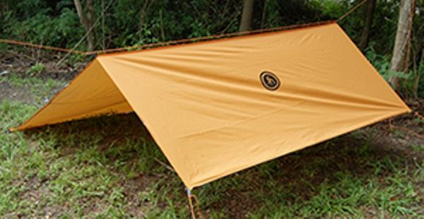 Ultimate Survival Tube Tarp 1.0