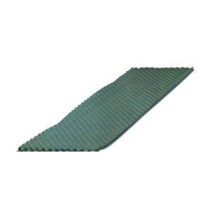 Coleman Convoluted Pad, 5/8 x 24 x 72 In., Assorted