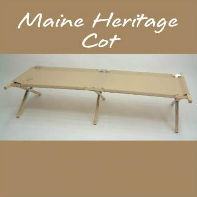 Byer of Maine Maine Heritage Wooden Cot