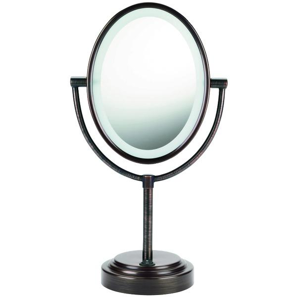 Conair BE47BR Lighted 2-sided Mirror (oiled Bronze)