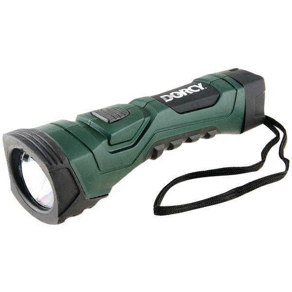 Dorcy 41 4751 190-Lumen LED Cyber Light Flashlight (Green)