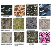Liberty Mountain Woodland Camouflage Bandana