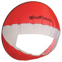 Windpaddle Cruiser Sail - Red