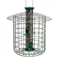 Droll Yankees Sunflower Domed Cage Bird Feeder