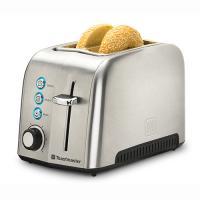Toastmaster 2 Slice Deluxe Stainless Steel Toaster