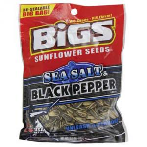 Snacks by Bigs Seeds