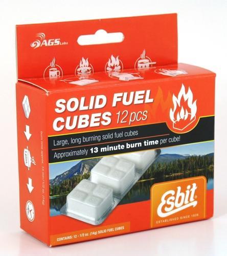 Esbit Large Solid Fuel Tablets