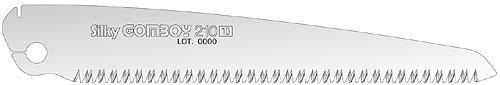Silky Replacement Blade for Gomboy-7 210 and Gomboy 210 Medium Teeth Folding Saw