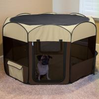 Deluxe Pop-up Playpen Large