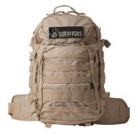 12 Survivors E.O.D. Tactical Backpack, Tan