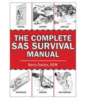 ProForce The Complete Sas Survival Manual