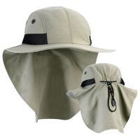 Large Bill Flap Cap Olive
