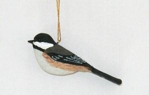 Songbird Essentials Chickadee Ornament